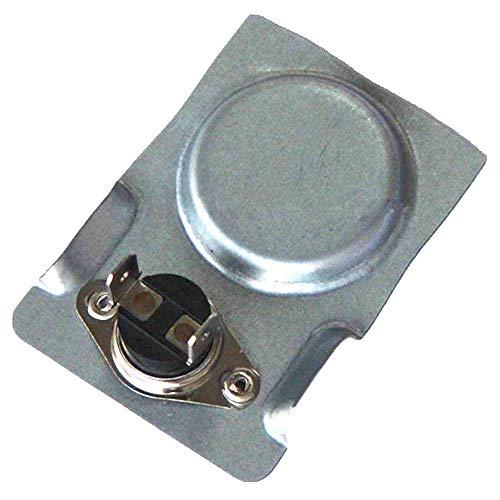 Hongso interruptor magnético de temperatura, termostato magnético, ideal para chimenea con ventilador o de soplador
