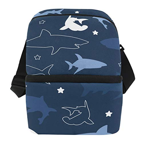 Star Ocean Animal Ice Pack schouderriem koelbox lunch tas organizer picknick draagbaar