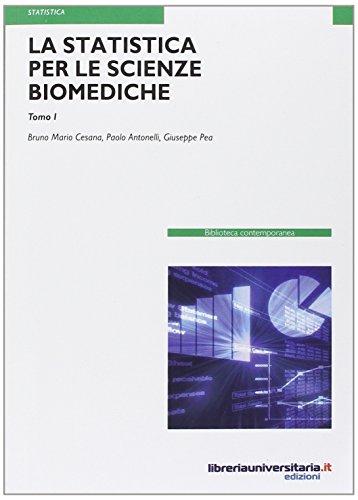 La statistica per le scienze biomediche