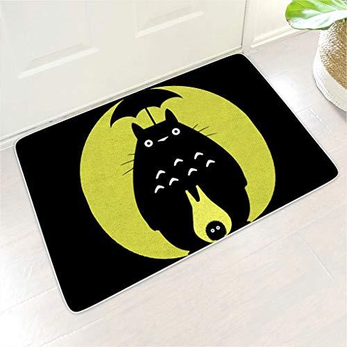 Homedb Totoro – Felpudo para Interior y Exterior