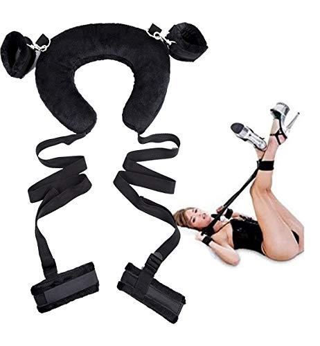 Juego de entrenamiento físico: puños ajustables para muñequeras y tobilleras de cama de nylon 🔥