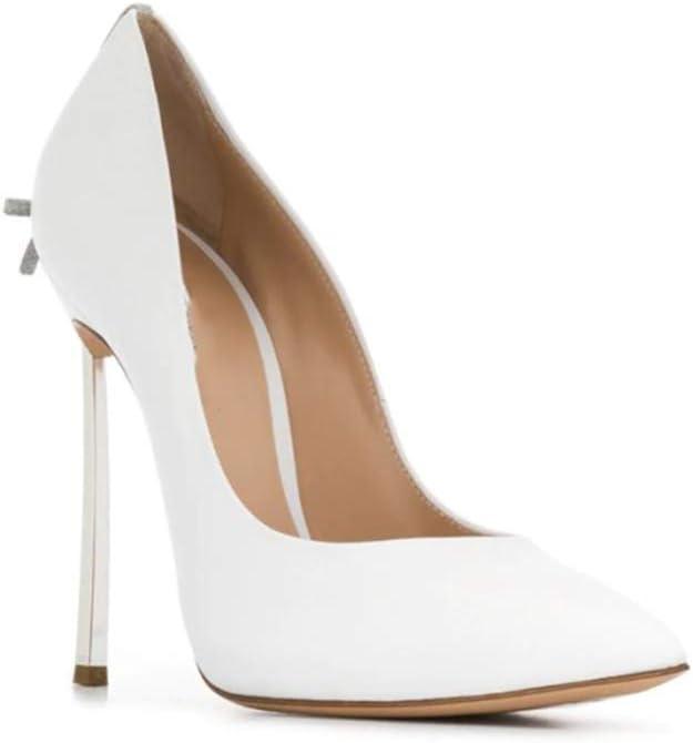 New product FSJIANGYUE Women's High Heels 12CM Toe Asa Time sale Sexy Pointed Elegant