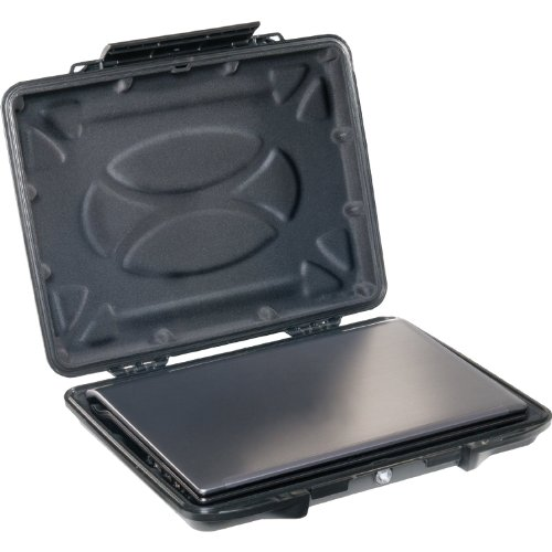 Peli 1085 Hardback Case with Foam - Black