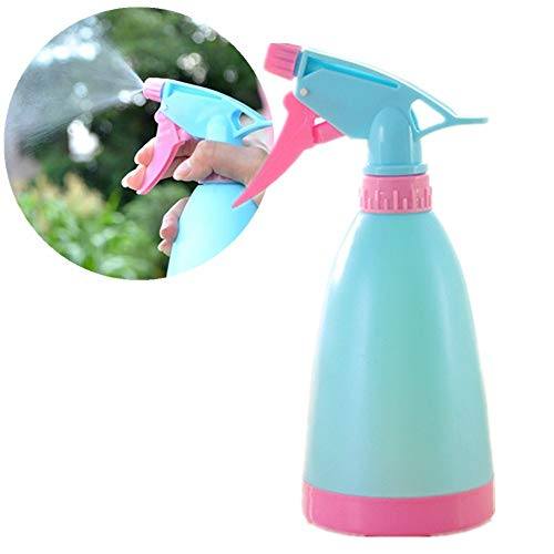Cheaonglove Botella Spray Pulverizador Hogar Botella de Spray Spray de espolvorear Botella Botella de Agua Botella de Spray Botellas de Spray para Limpiar Blue