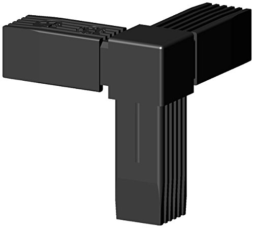 Ecke - Winkel mit Abgang Verbinder für 30x30x2mm Aluminiumprofil