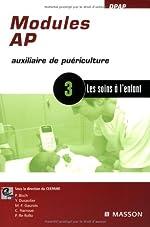Modules AP - 3 - Les soins à l'enfant de CEEPAME
