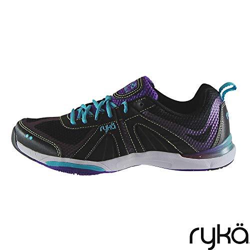 RYKÄ Moxie Frauen Sportschuh Tanzschuh Laufschuh Schuh schwarz/violett 40