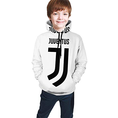 PageHar Ju.Ven-Tus 3D-gedrucktes Langarm-Pullover-Hoodie-Sweatshirt für Jungen/Mädchen/Teenager/Kinder