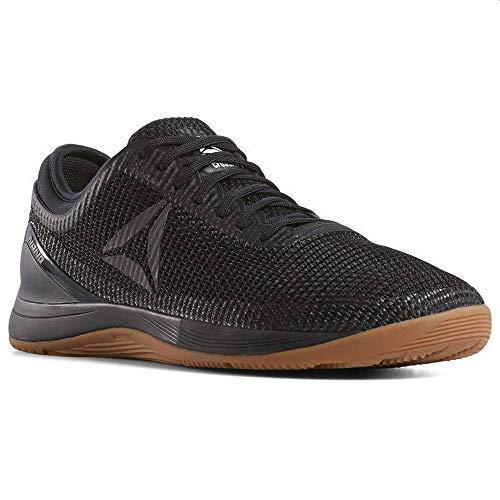 Reebok Hombre R Crossfit Nano 8.0 Zapatos Para Correr Negro, 48.5