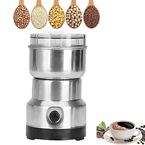 Molino de molinillo de grano eléctrico 200W Multifunción smash Máquina 300ML Fresado de grano de café portátil Smash Máquina de molinillo de especias (Molino molinillo de grano eléctrico 200W)