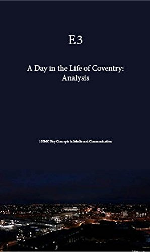 E3: A Day in the Life of Coventry (English Edition)