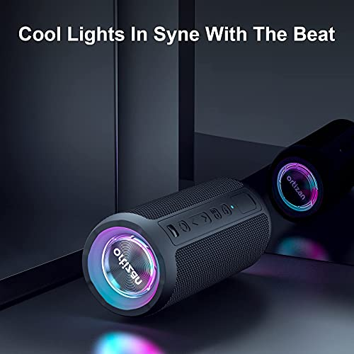 Ortizan Wireless Bluetooth Speaker X10P