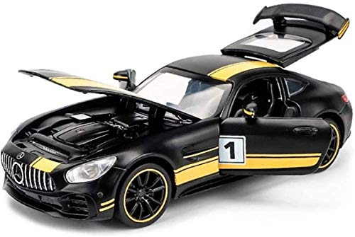 GT modelos de automóviles modelo de simulación 1:32 modelos del molde del dado knight rider modelo de coche mueren fundición de aleación de sonido y el modelo de coche de juguete de vuelta ligero tiró