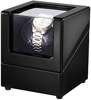 LLS - Bobina para relojes automáticos con motores silenciosos y pintura de piano por adaptador de CA o batería