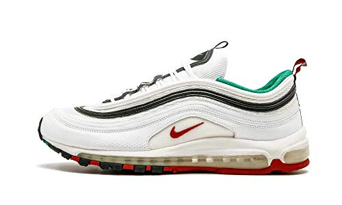 Nike Herren Magista X ONDA II IC 844413 Fußballschuhe, Schwarz (Schwarz/Weiß-Universität Rot 061), 42 EU