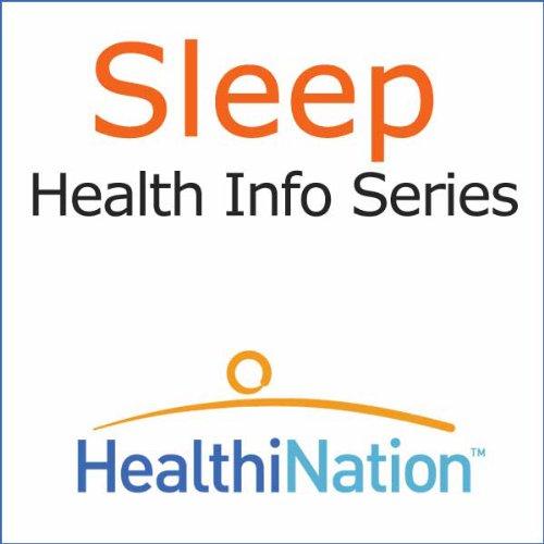 Sleep audiobook cover art