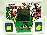 Tiger Electronic Baseball Handheld LCD Game - 1988