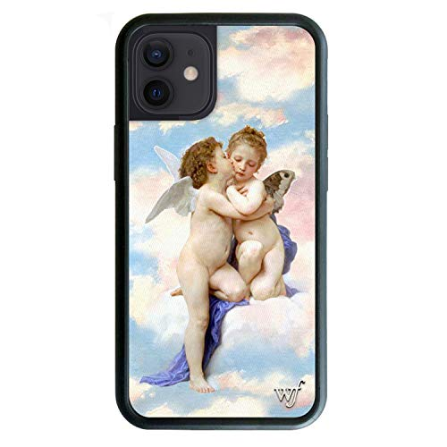 Wildflower Limited Edition Cases Compatible with iPhone 12 and 12 Pro (Angel)