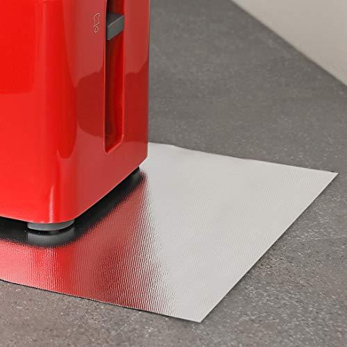 FireMat AHV Edition 25x50cm - Die Brandschutz- und Sicherheitsunterlage, geeignet für Kaffeemaschinen TÜV SÜD Bescheinigt nach DIN EN ISO 11925-2