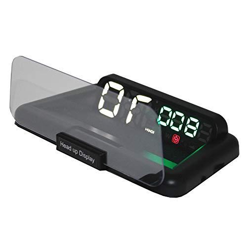 FISHTEC  Proiettore di velocità – Proiezione grandi cifre su schermo integrato