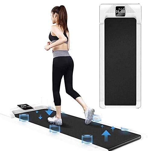 FYTTP Laufbänder Professionelles Laufband Dünnes und leises Laufband für Büro-Indoor,für Home Gym Workout