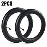 LotFancy 12 1/2'x2 1/4' (12.5x2.25) Inner Tube for Razor Pocket Mod Bella Chrissy Hannah Montana Electric Scooters, Razor MX125 Dirt Rocket Replacement Inner Tube with TR87 Bent Valve Stem