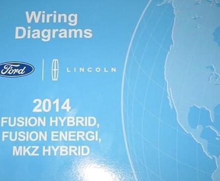 amazon com ford fusion wiring diagrams books 2013 Ford Fusion Wiring-Diagram