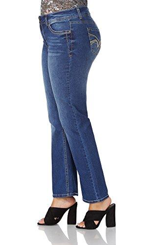 WallFlower-Womens-Plus-Size-Luscious-Curvy-Stretch-Bootcut-Denim-Jeans