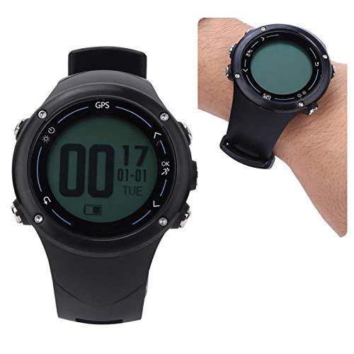 Shipenophy Reloj inteligente Reloj digital para actividades de grupo para niños Ejercicio de deportes al aire libre (negro)