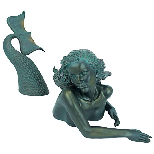 Design Toscano Meara The Mermaid Swimmer Statue