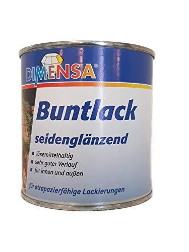 Buntlack, Lackfarbe, Seidenglanzlack Dunkelbraun Ral.8017