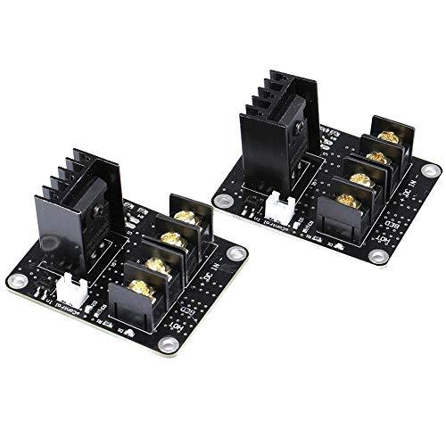 lzndeal 2 module de MOS Imprimante 3D Module Kit de module de puissance de lit chauffant