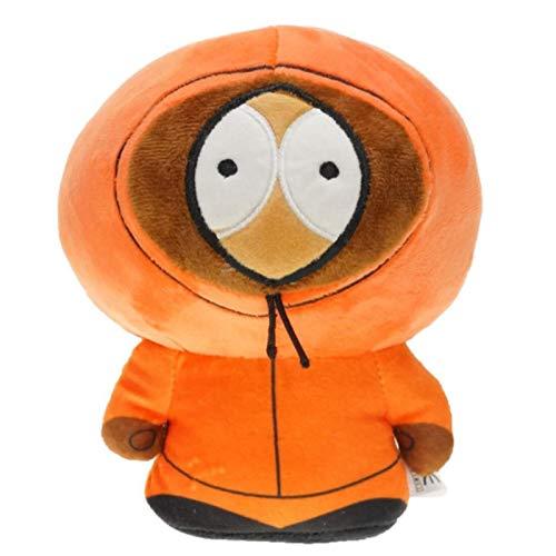 Miwaimao Juego de Dibujos Animados Doll South Park Peluche Toy Toy Start Kelkennikartman Peluquería Pelo Flor Niños Niño Niño Regalo