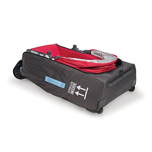 41AWkWZTDBL - UPPAbaby VISTA Travel Bag with TravelSafe