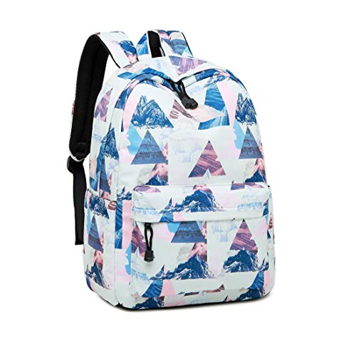 Acmebon Mochila Escolar estampado tropical