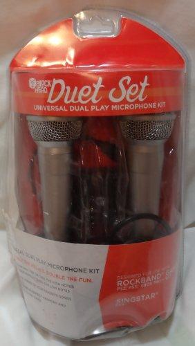 Duet Set-universal Dual Microphone Kit