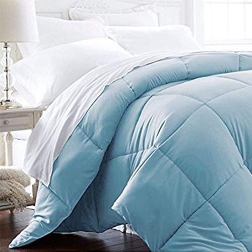 Beckham Hotel Collection 1600 Series - Lightweight - Luxury Goose Down Alternative Comforter - Hotel Quality Comforter and...