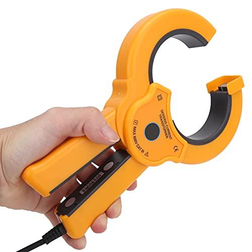Abrazadera Sensor De Corriente, Abrazadera Sonda De Corriente Abrazadera Transformador De Corriente Componentes Industriales Para Dispositivo De Control Industrial