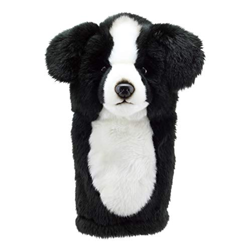 The Puppet Company Novelty Border Collie Golf Club Kopf Abdeckung, PC008501