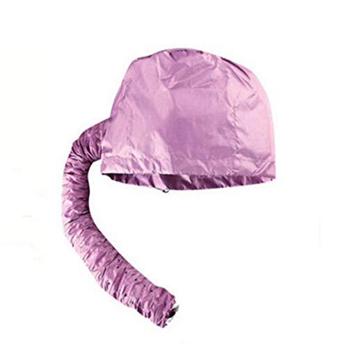Secador de pelo Tapas de enfermería Tinte Pelos Modelo Heat Warm Air Drying Cap de tratamiento