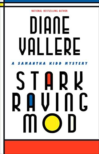 Stark Raving Mod: A Killer Fashion Mystery (Samantha Kidd Mysteries Book 13) (English Edition)