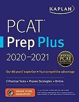 PCAT Prep Plus 2020-2021: 2 Practice Tests + Proven Strategies + Online (Kaplan Test Prep)