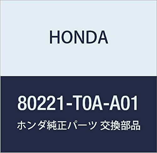 Genuine Honda 80221-T0A-A01 NEW Max 51% OFF before selling Expansion Assembly Valve