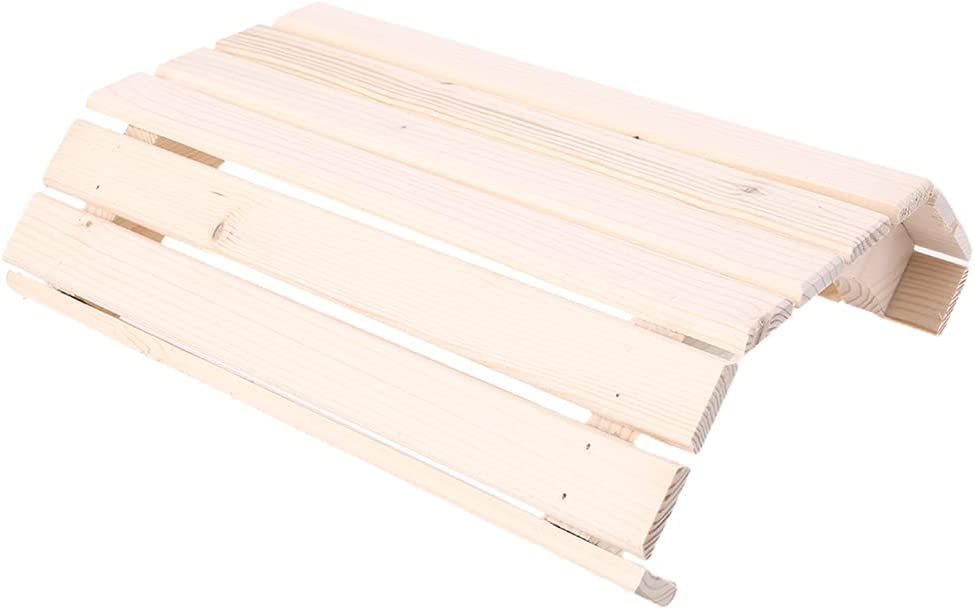 zgs78hh Sauna Lampenschirm Max 56% OFF Made of Cheap sale Wood Semi-Circular Practica +