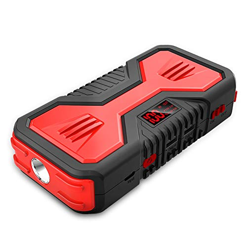 Learn More About WSJMJ Car Jump Starter Power Pack, for car Emergency Spare Auto Battery Charger and...