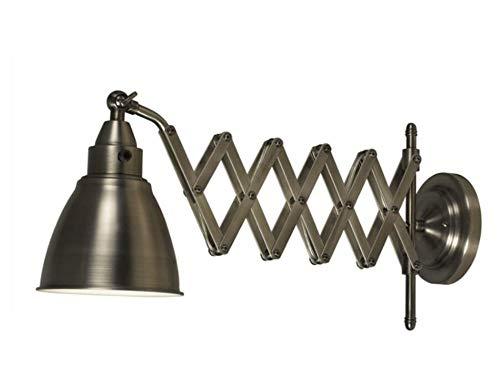 Buitenlamp wandverlichting wandlamp inschuifbare Europese en Amerikaanse verlichting Amerikaanse lampen, die de industriële wind uitrekken