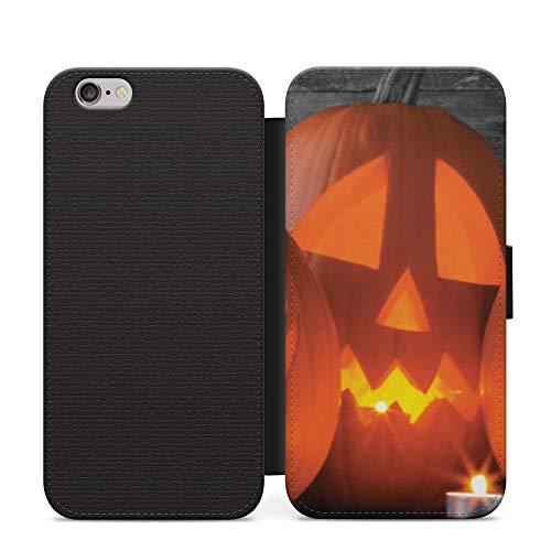 Halloween Skull Pumpkin Novelty Fun Leather Case Skeleton Cover For Samsung Note 8
