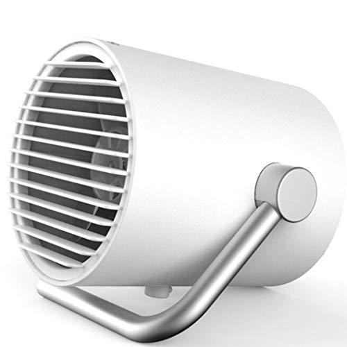 Tischventilatoren Kleiner Fan stumm Bürotisch Klimaanlage Schreibtisch Student Desktop flüsterleise kleines elektrische Ventilator Mädchen portable USB-Ventilator Ventilator