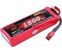 キーポン K6 11.1V1800mAh 35C (KT1800/35-3S)