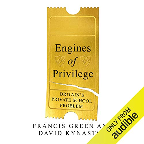 Engines of Privilege cover art